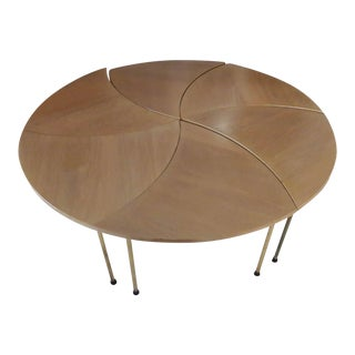 Peter Hvidt for John Stuart Pinwheel Coffee Table
