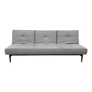 Light Gray Eden Convertible Sofa