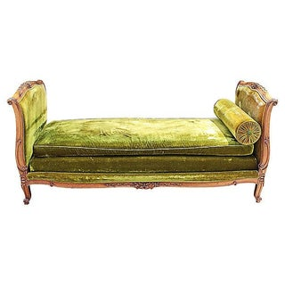 Louis XV-Style French Antique Daybed