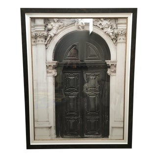 "Framed ""Doorways to Venice"" Photo"