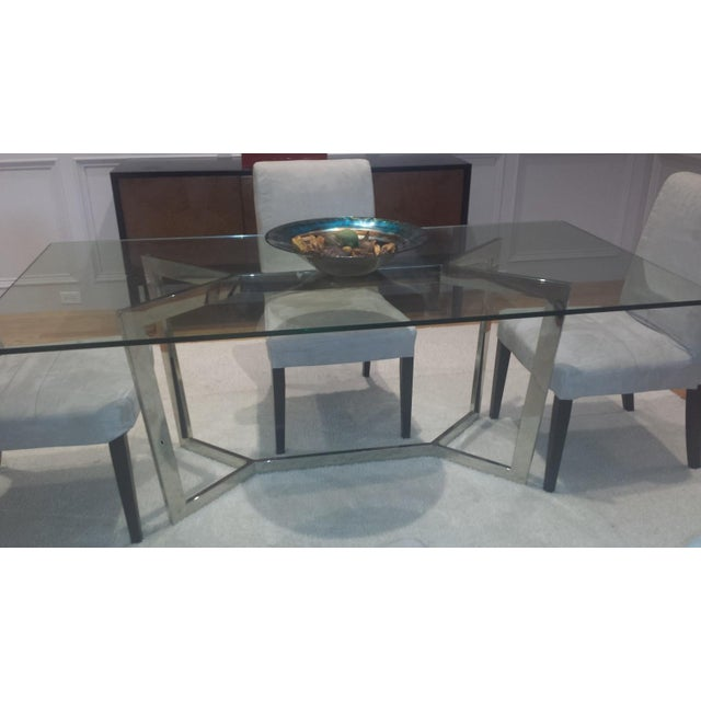 Mitchel Gold Bob Williams Townsend Dining Table - Image 5 of 5