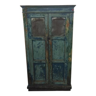 Early American Antique Pie Safe