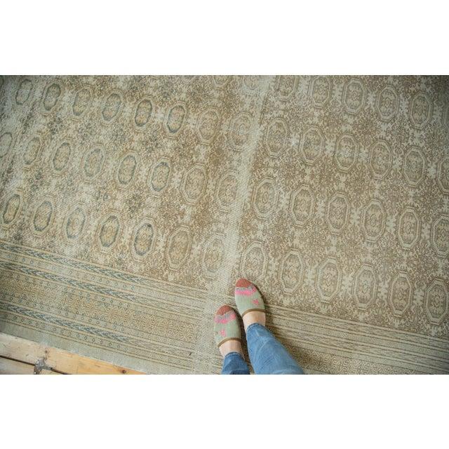 "Vintage Distressed Kaisary Carpet - 6'7"" x 9'5"" - Image 2 of 10"