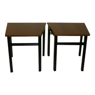 Edward Wormley for Dunbar Side Tables - A Pair
