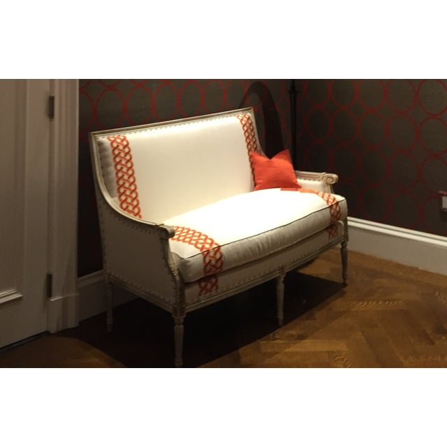 Image of Lancaster Settee