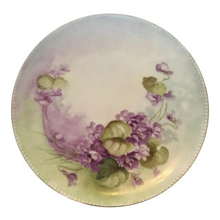 Haviland French Plate
