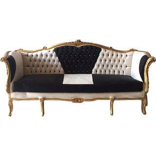 Unique Louis XVI Style Sofa