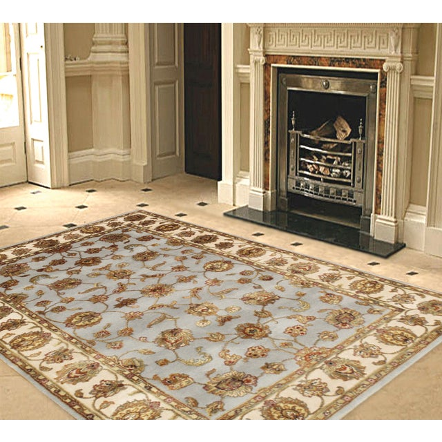 "Pasargad Agra Collection Rug - 4'1"" X 7'1"" - Image 2 of 2"