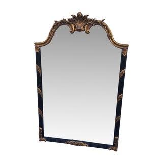 1950's Large Italian Gilt Mirror
