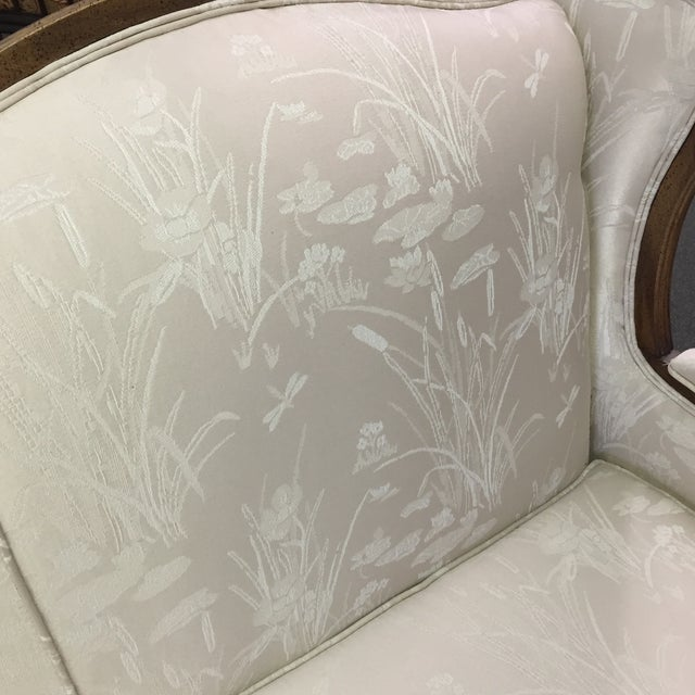 Image of Wingback Sofa by Southern Furniture Company
