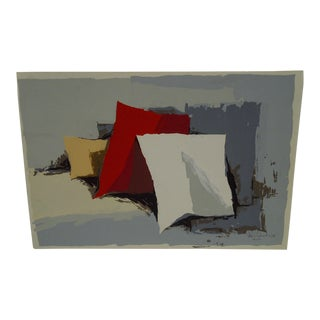 "Javier Cabada ""Tent Walls"" Limited Edition Print"