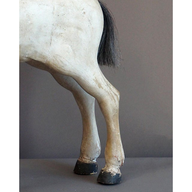 Image of Prancing Horse on Stand (#42-45)
