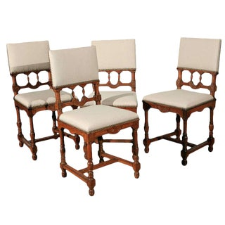 Dining Side Chairs - Set of 12