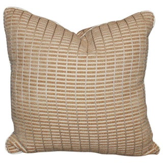 Outdoor Silk & Chenille Pillow