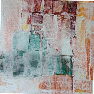 Paul Ashby Modern Original Abstract Painting