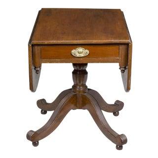 Classical Mahogany Pembroke Table