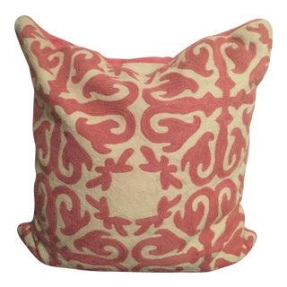 Vintage Marrakesh Pink Pillow