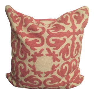 Vintage Marrakesh Pink Pillow