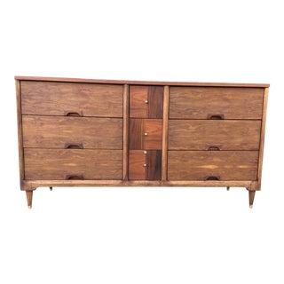 Mid-Century 12 Drawer Dresser