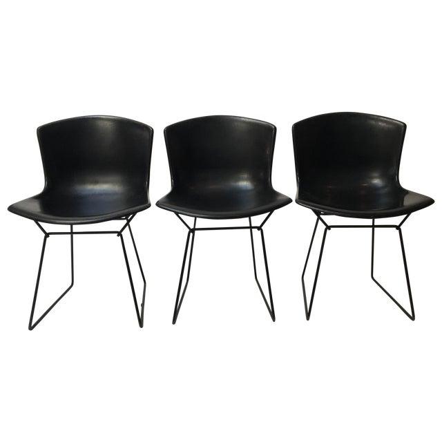Knoll Bertoia Fiberglass Side Chairs - Set of 3 - Image 1 of 11