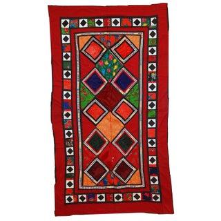 Handmade Vintage Uzbek Patchwork Suzani
