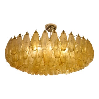 Paolo Scarpa Poliedri Ceiling Light