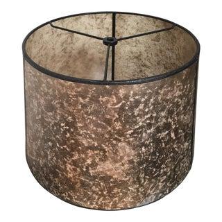 Pottery Barn Mica Lamp Shade