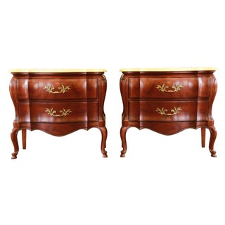 John Widdicomb French Bombay Chests - A Pair