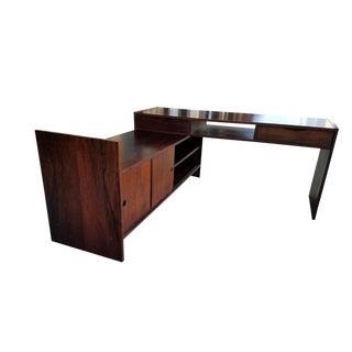 Bruksbo Danish Modern Rosewood Storage Cabinet