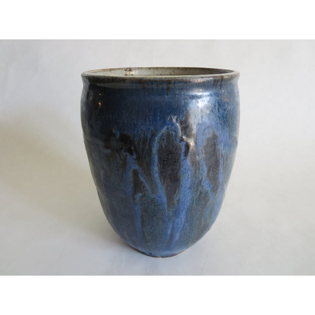 Hand Thrown Stoneware Vase - Image 2 of 3