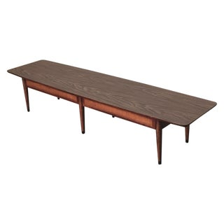 American of Martinsville Mid-Century Coffee Table