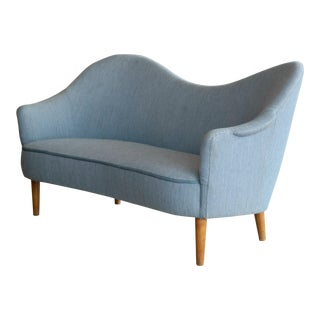 Carl Malmsten 1950s Sofa Model Samspel for O.H. Sjogren