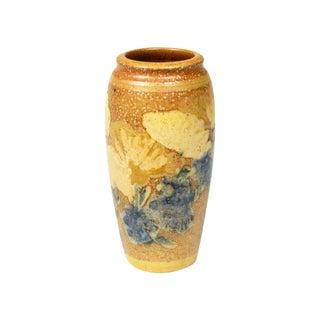 Salt Glaze Pottery Vase