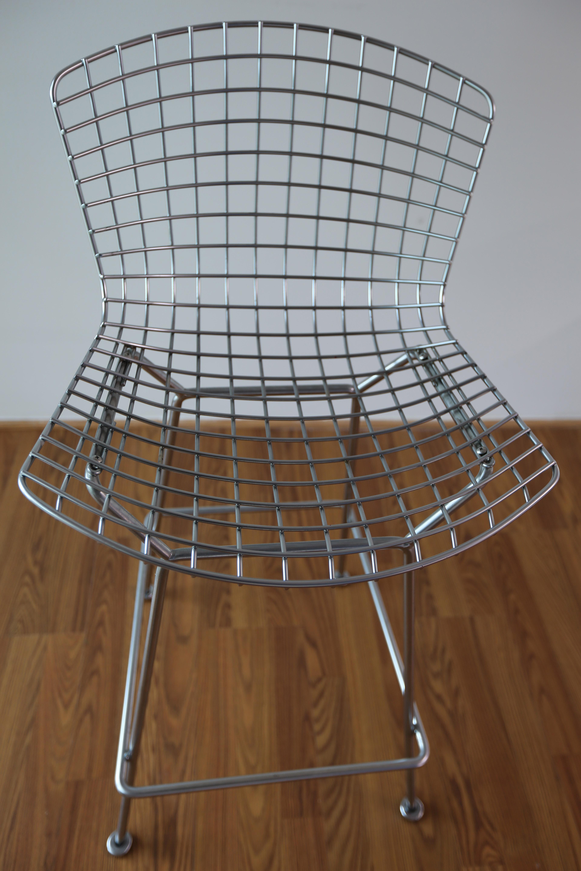 Knoll Bertoia Counter Stool Chairish