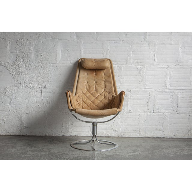 """Bruno Mathsson """"Jetson"""" Lounge Chair - Image 4 of 7"""