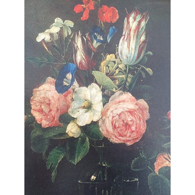 Traditional Moody Floral Painting - Image 3 of 4