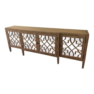 Hooker Furniture Mirrored Credenza