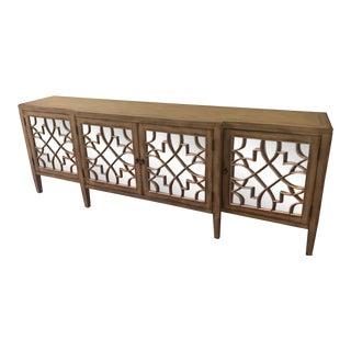 Hooker Furniture Mirrored Credenza