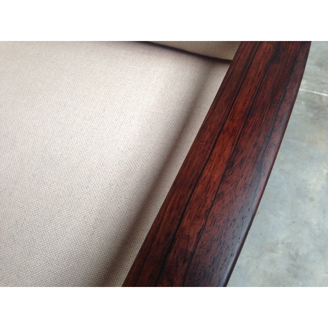 Ole Wanscher Mid-Century Rosewood Chairs - A Pair - Image 8 of 9