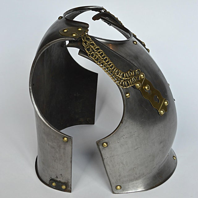 French Cuirassier's Breast and Back Plate - Image 6 of 11