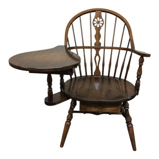 Writing Arm Windsor Chair