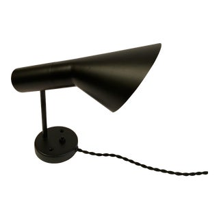 1960s Arne Jacobsen AJ Wall Sconce