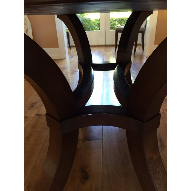 Walnut Dining Table - Image 3 of 6