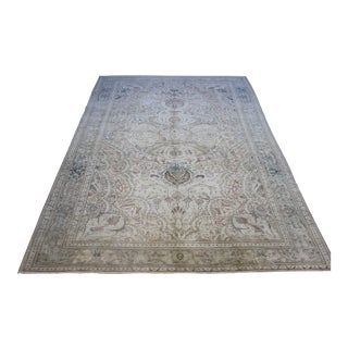 Oriental Turkish Rug - 6.4' x 9.7'