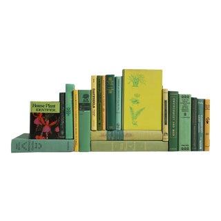 Vintage Gardening Books - Set of 20