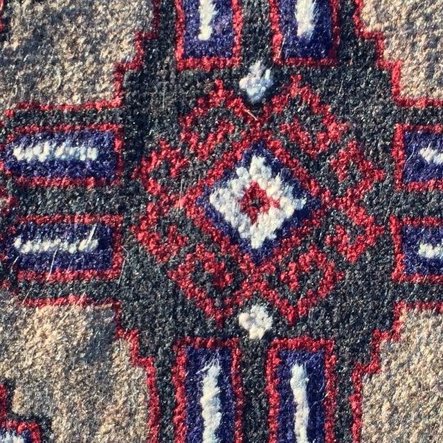 "Baluchi Persian Rug - 2'6"" X 4'8"" - Image 9 of 10"
