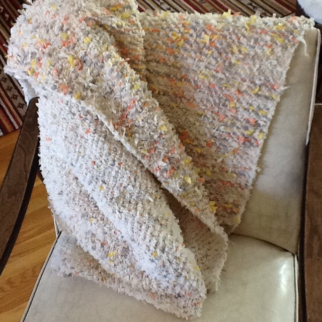 Cynthia Rowley Chenille Throw Blanket - Image 10 of 11