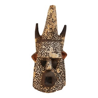 African Dogon Animal Mask