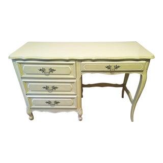 Vintage 1960s Henry Link French Provincial Desk