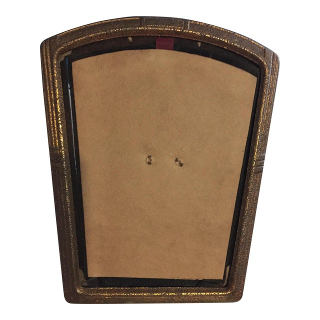 Original Art Deco Picture Frame - Image 1 of 4